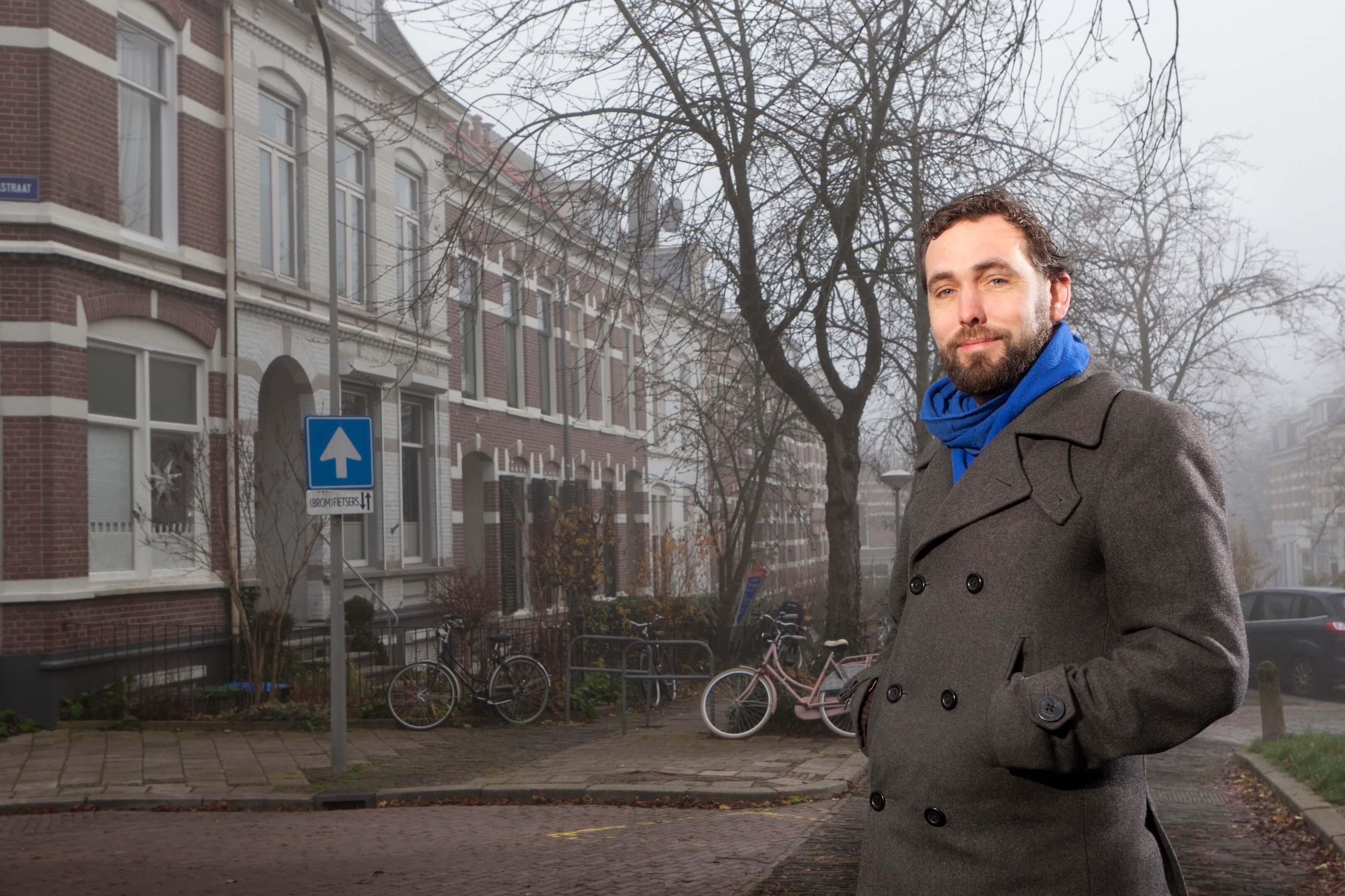 Gemeente Arnhem Jurjen Poeles fotografie project fotografie Vastgoedplein Nijhoffstraat portret sint Marten omgevingsportret Staringplein