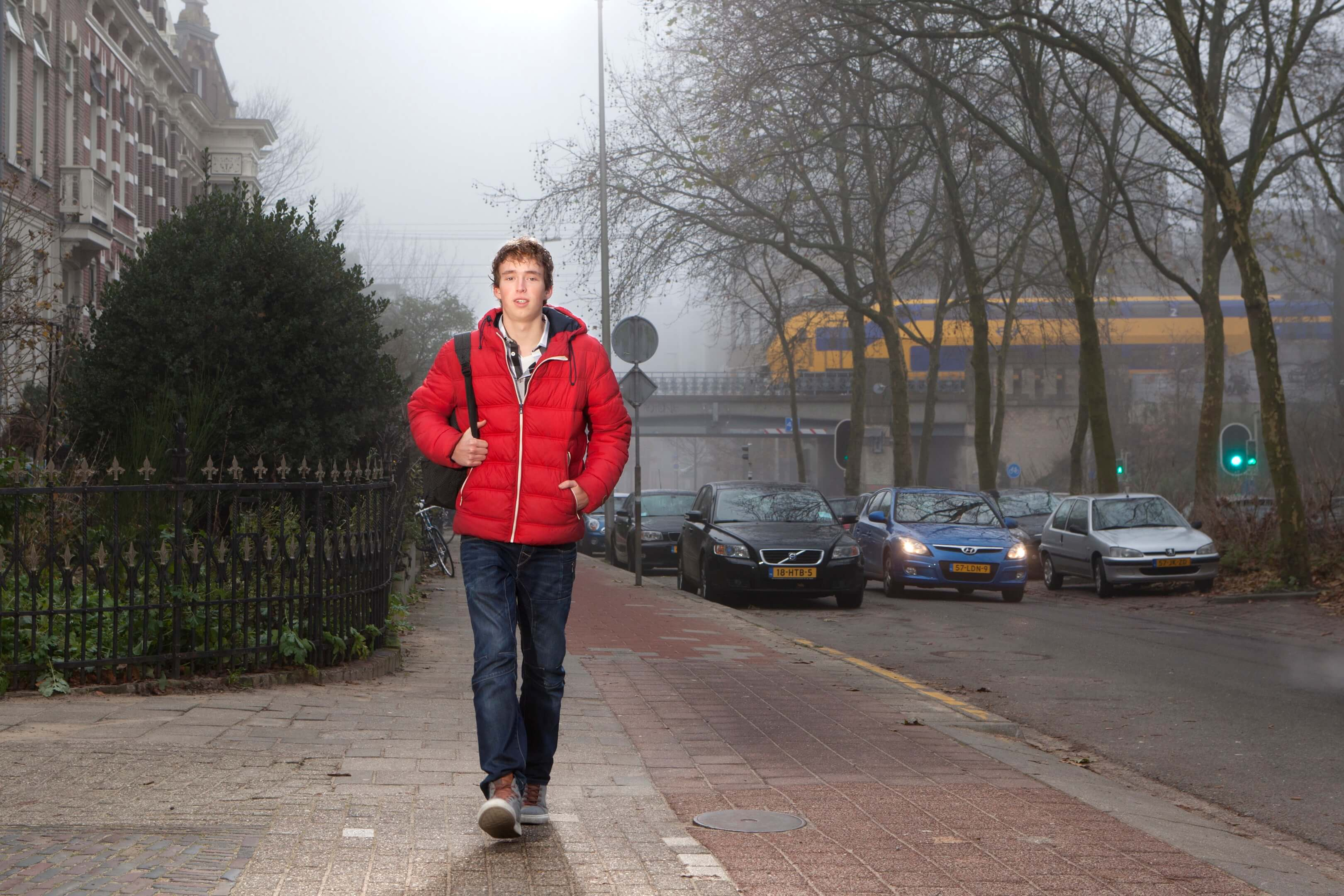 Gemeente Arnhem Jurjen Poeles fotografie project fotografie Vastgoedplein Nijhoffstraat portret sint Marten omgevingsportret Apeldoornseweg