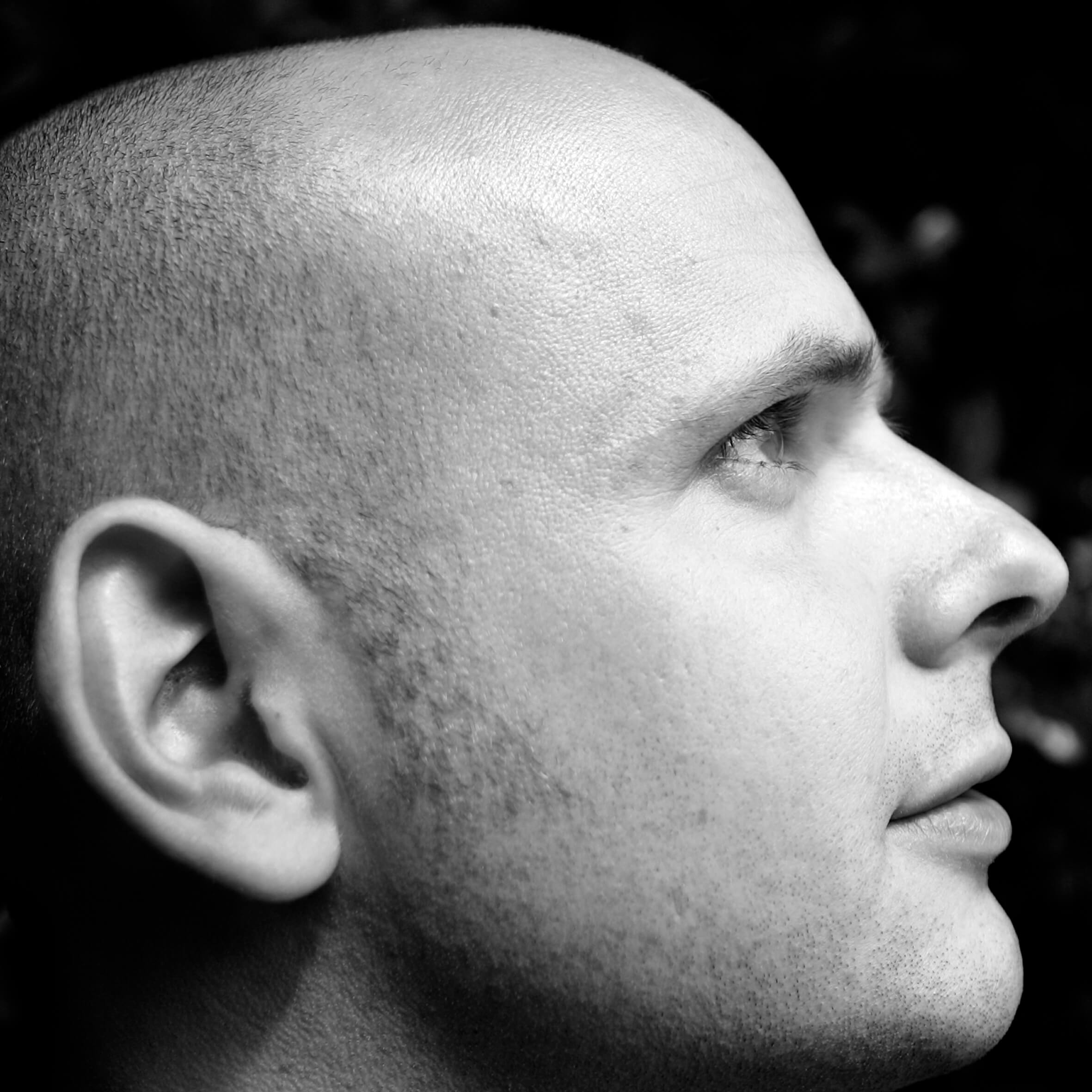 Jurjen Poeles fotografie Jona Geers landschapsarchitect architect portret karakter zwart-wit mtd landschapsarchitecten