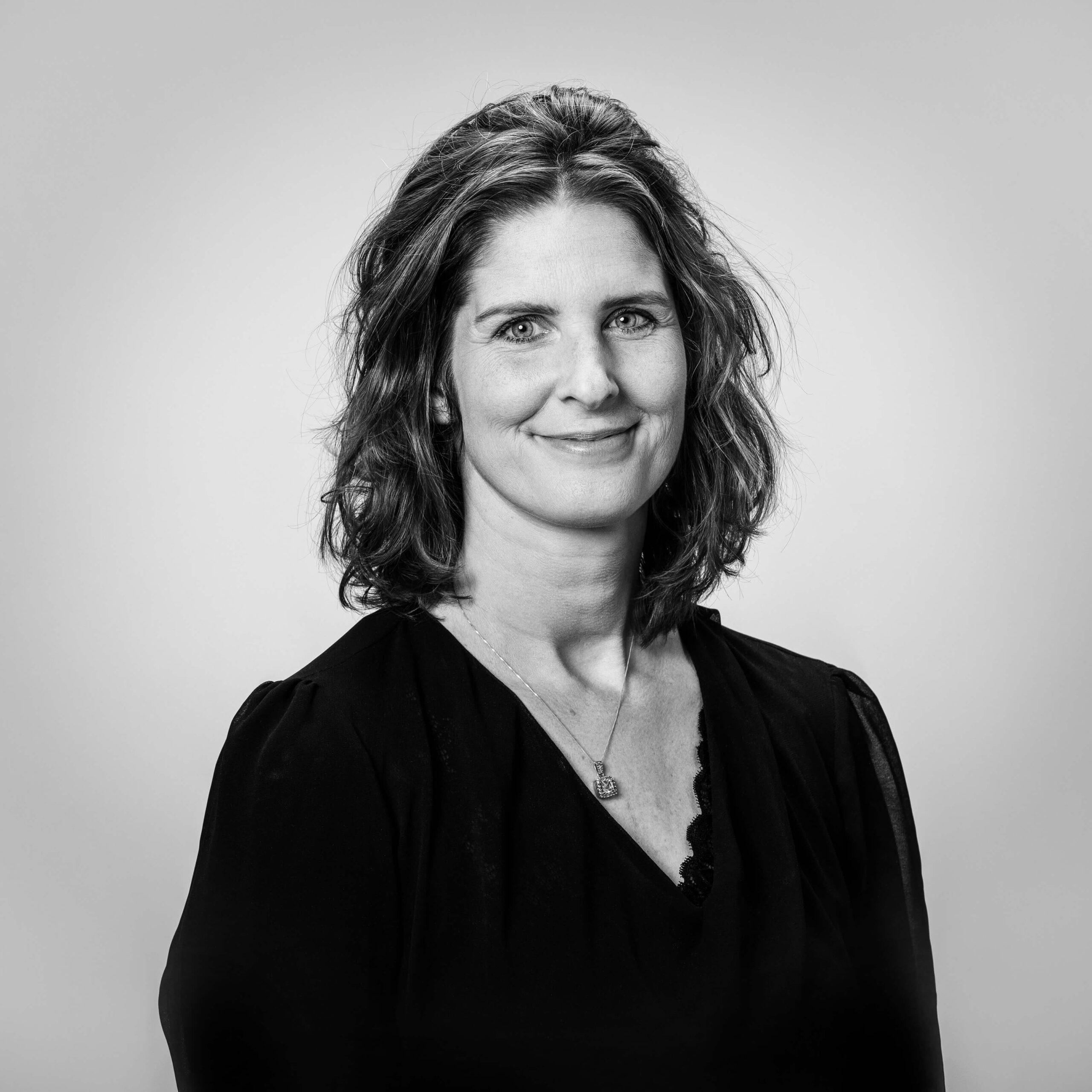 Carien Franken Studio Signaal portret Jurjen Poeles fotografie zwart wit