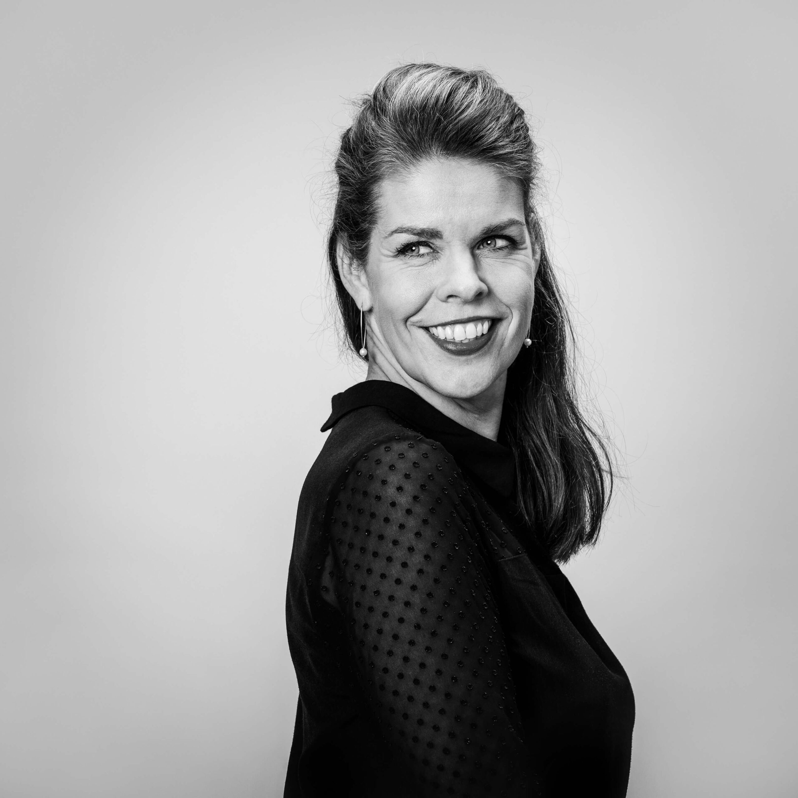 Jose Smits Studio Signaal portret Jurjen Poeles fotografie zwart wit