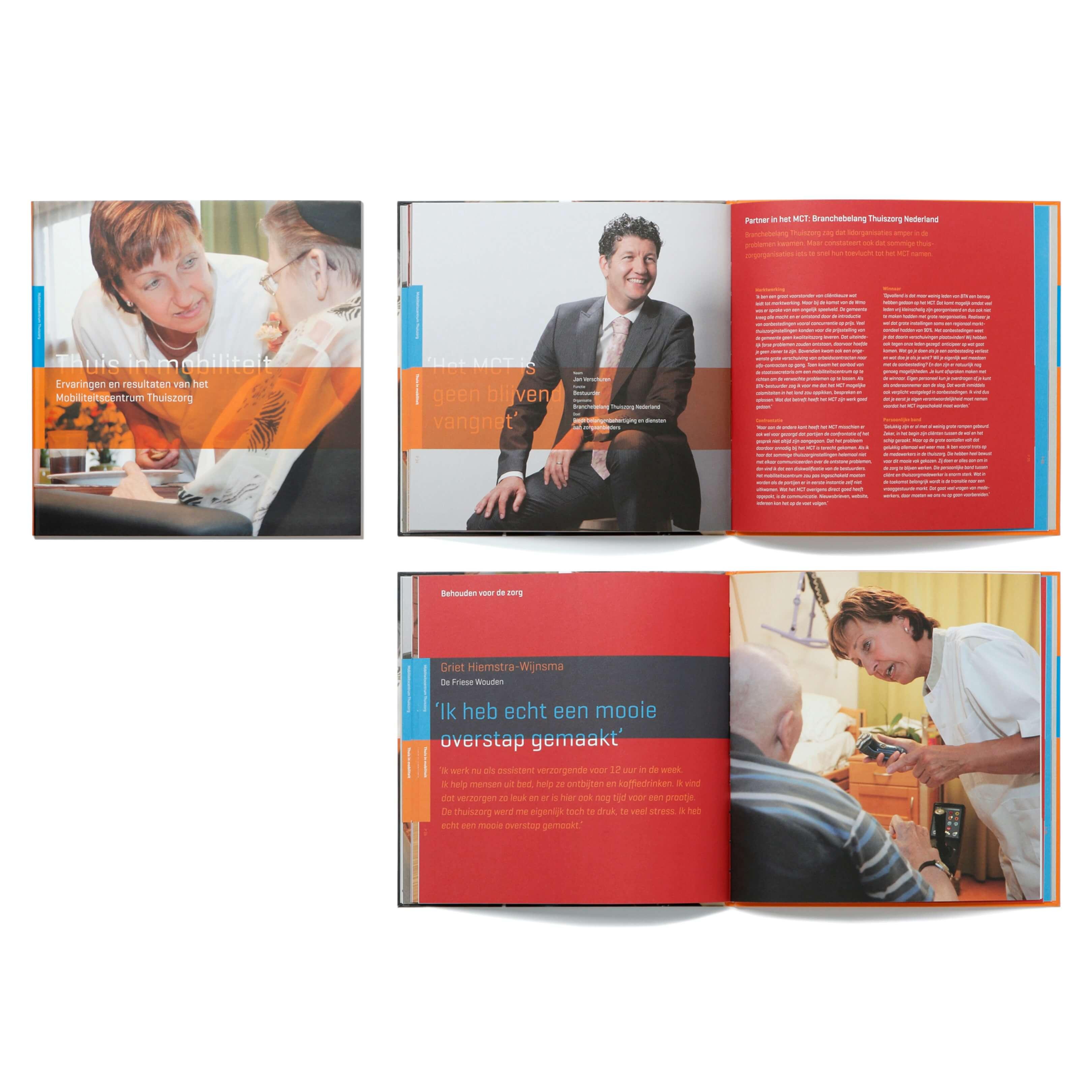 Jurjen Poeles Fotografie boek Thuis in mobiliteit Smitswater UWV Werkbedrijf portret studio reportage