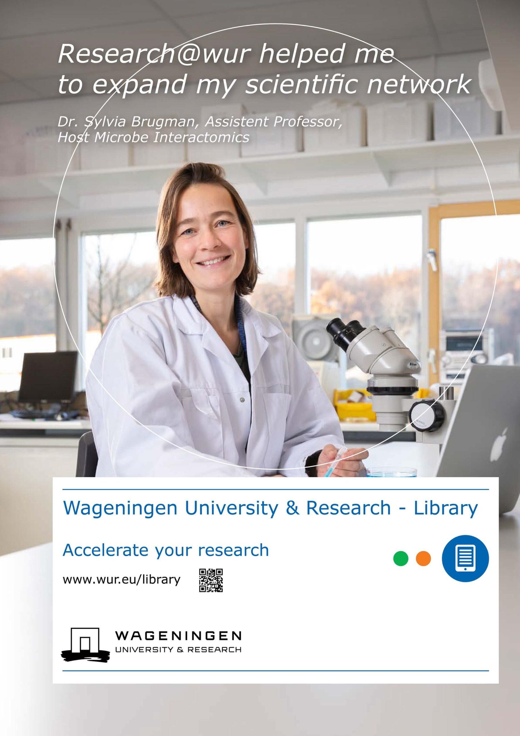 portret onderzoeker Poeles Fotografie campagne beelden Wageningen University & Research Library locatie universiteit bibliotheek testimonial WUR