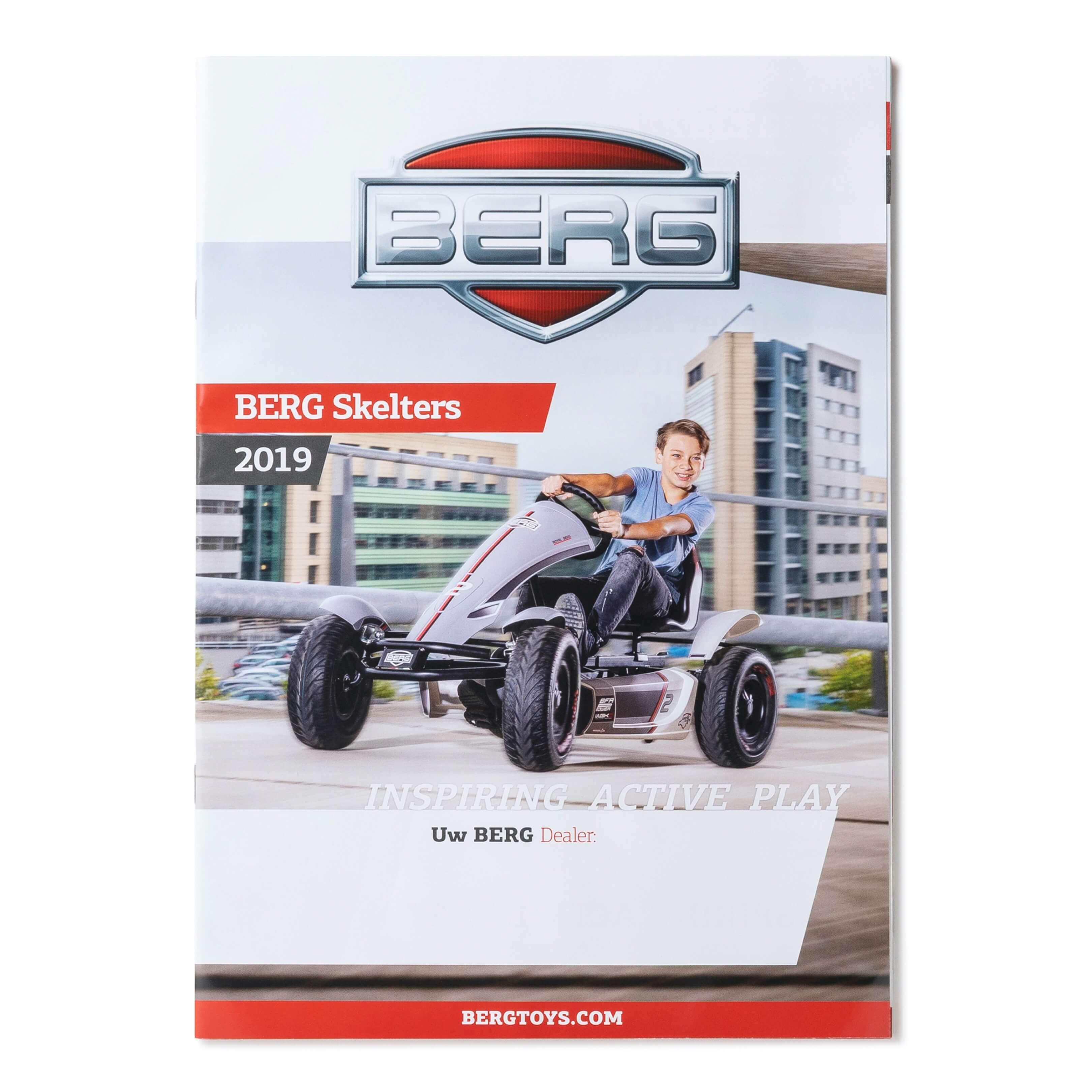 Jurjen Poeles Fotografie Berg Toys brochure cover lifestyle skelter go gart go-gart kind locatie reclame jongen 2019